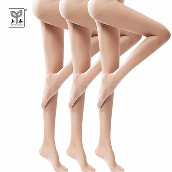 DIY YONGCHUN tights women sexy pantyhose Crystal stockings 3d summer new fashion varicose high ultra-thin silk Core-spun D6A2