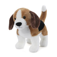 Gund Bagel Beagle Dog Stuffed Animal Plush
