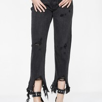 Volcanic Awesome Baggies High Waist Jeans