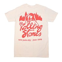 Rolling Stones Mick June 1975 T-Shirt X-Large