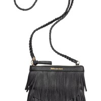 Shoulder bag with fringing - Black - Kids | H&M GB