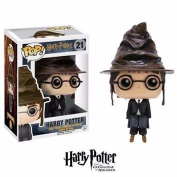 New Harry Potter - Sorting Hat US Exclusive Pop! Vinyl Figure NEW Funko