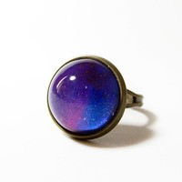 Galaxy Vintage DIY Ring from Galaxy Legging