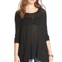 Women's Free People Shadow Hacci Top,
