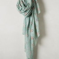 Sylvan Summer Scarf by Anthropologie