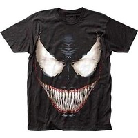 Mens Marvel Comics Venom Sinister Smile T-Shirt