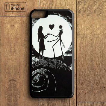 Love The Nightmare Before Christmas Phone Case For iPhone 6 Plus For iPhone 6 For iPhone 5/5S For iPhone 4/4S For iPhone 5C iPhone X 8 8 Plus