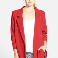 Women's Harlowe and Graham Shirttail Blazer