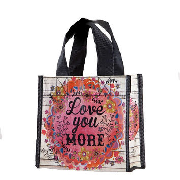 Love You More Gift Bag by Natural Life