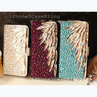 iphone 5 wallet, iphone 4 wallet, iphone 5 wallet case, iphone 4 wallet case, iphone 4 case bling wallet, samsung galaxy s4 wallet case