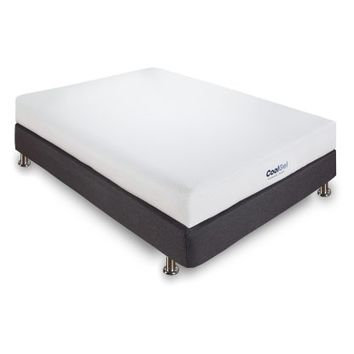 Classic Brands Cool Gel 6 in. Ventilated Gel Memory Foam Mattress - Bed Mattresses at Hayneedle