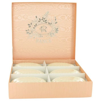 Rance Soaps By Rance Narcisse Soap Box 6 X 3.5 Oz
