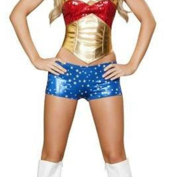 Wonder Heroine Costume