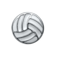 Volleyball Charm - © Origami Owl, LLC