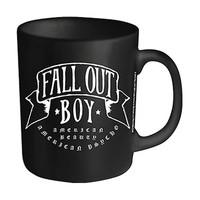 Fall Out Boy Coffee Mug