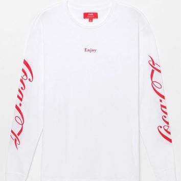 Coca-Cola Relaxed Long sleeve T-Shirt