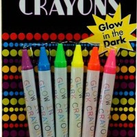 Glow in the Dark Crayons