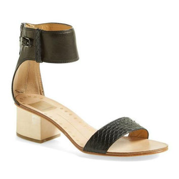 Dolce Vita Foxie low Heel Sandals