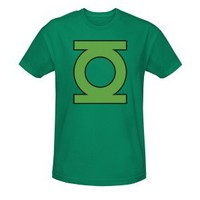 The Green Lantern Logo Men's T-Shirt