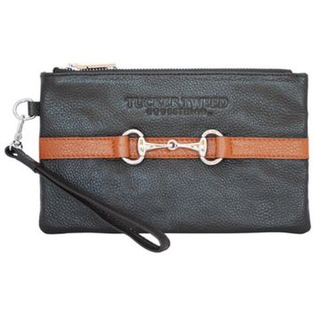 "Tucker Tweed ""Wellington"" Wristlet"