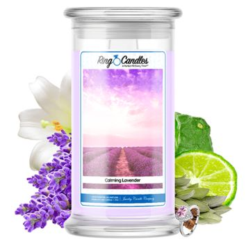 Calming Lavender | Ring Candle®