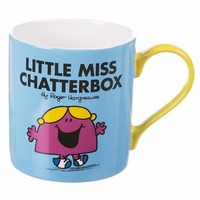 Boxed Little Miss Chatterbox Mug : TruffleShuffle.com