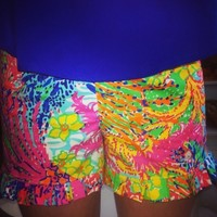 Lilly Pulitzer Flutter Shorts