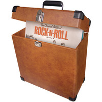 Crosley Radio Record Carrier Case