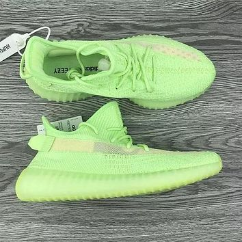 Adidas Yeezy Boost 350 V2 Fashion running shoes Green
