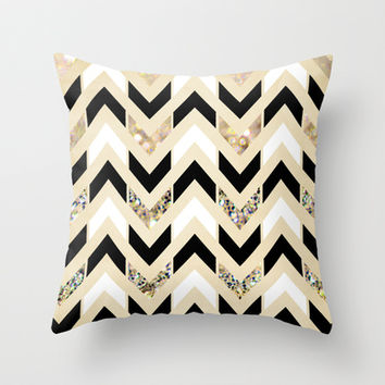 Best Black And Cream Throw Pillow Products On Wanelo