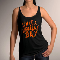 "Mad Max ""What a Lovely Day"" Women's Tank Top"
