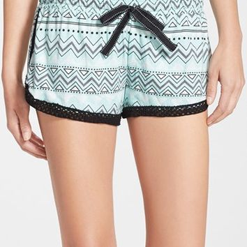 Women's PJ Salvage Print Shorts
