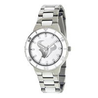 Houston Texans NFL Ladies Pro Pearl Series Watch