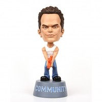 Community Jeff Winger Talking Bobblehead