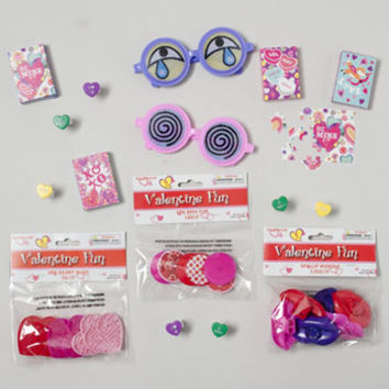 valentine's day assorted party favors Case of 36