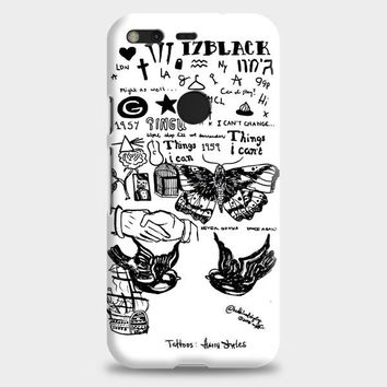 1D Harry Styles Tattoos Google Pixel XL Case