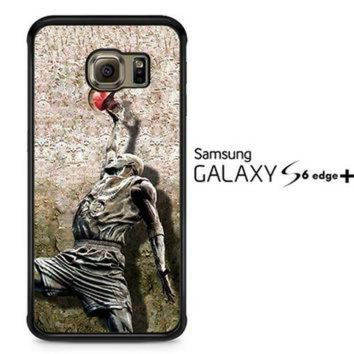 DCKL9 Michael jordan slam dunk carbonite V0979 Samsung Galaxy S6 Edge Plus Case