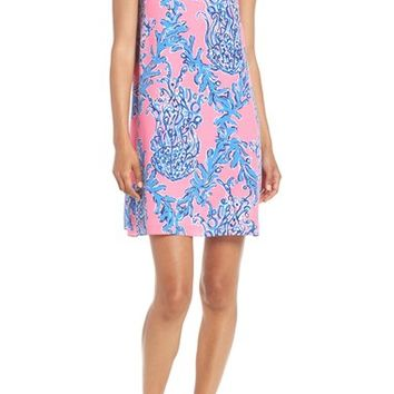 Lilly Pulitzer® 'Jackie' Print Silk Shift Dress | Nordstrom