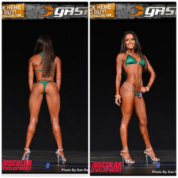 NPC IFBB  Pro Cut Rhinestone Chain Connector Competition Contest Bikini suit custom made or ready to ship  Choose any color