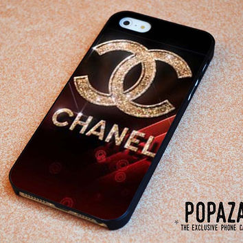 Chanel fashion logo iPhone 5 | 5S Case Cover