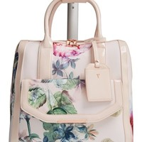 Ted Baker London 'Pure Peony' Travel Bag - Pink