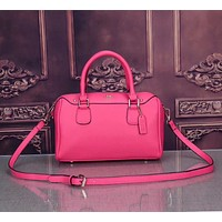 ''COACH '' Women Shopping Bag Leather Satchel Crossbody Shoulder Bag