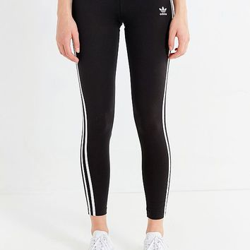 adidas Originals 3-Stripe Leggings | Urban Outfitters