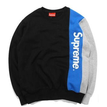 Cool Womens Supreme Pullover Sweatshirt In Plus Size Great Gifts
