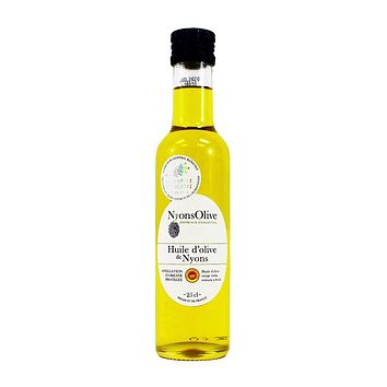 Nyons Cold Pressed Extra Virgin Olive Oil A.O.C. by Nyonsolive 8.45 oz