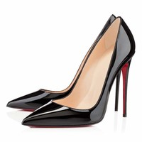 High Heels red bottom / red sole  Pumps  Pointed Toe Wedding Prom Shoes