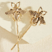Bee Prepared Hair Pin Set
