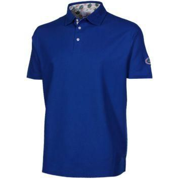 Florida Gators Lifestyle Pique Polo Shirt - Royal Blue