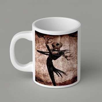 Gift Mugs | Jack Skellington Ceramic Coffee Mugs