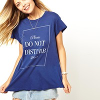 Wildfox Do Not Disturb T-Shirt